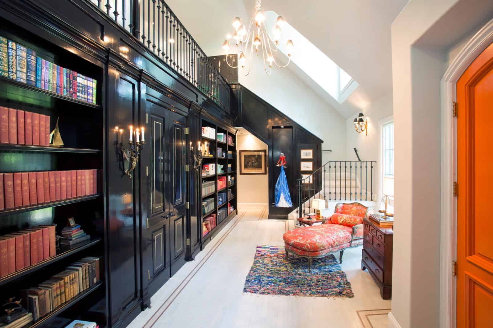 library home design.  These 38 Home Libraries Will Have You Feeling Just Like Belle