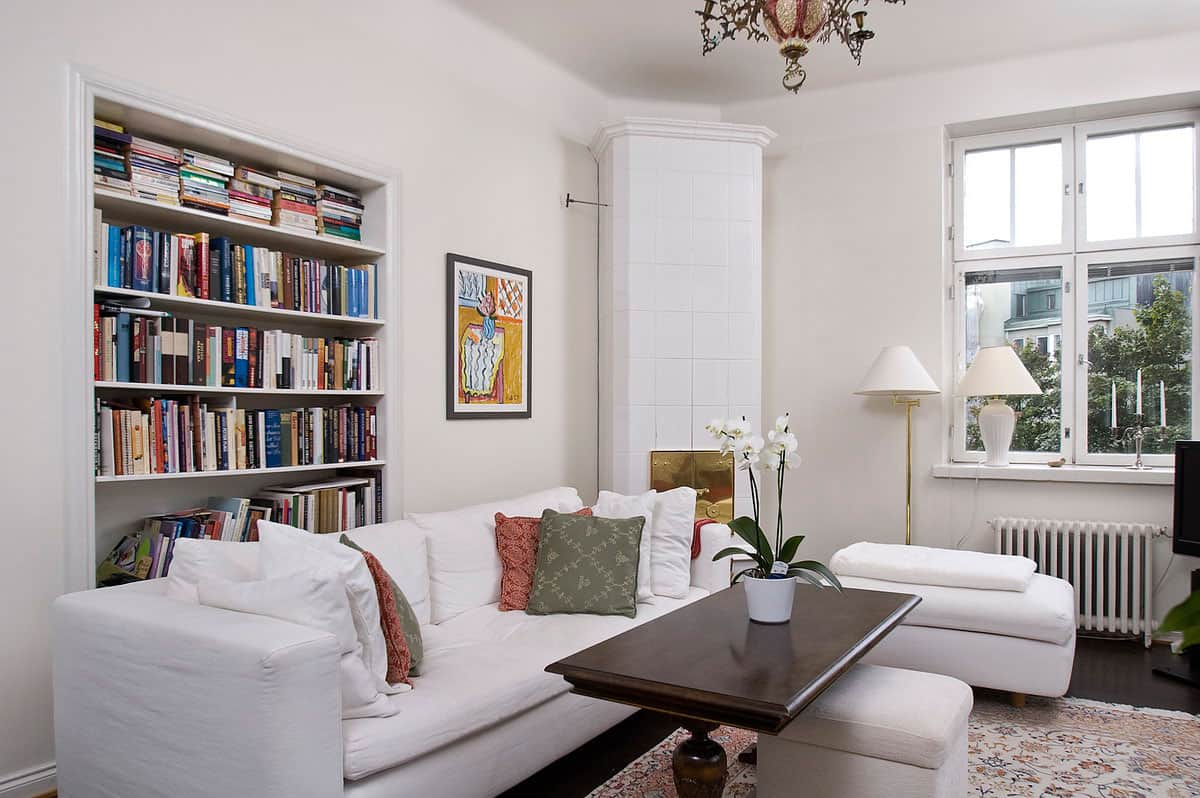 Design A Home Library