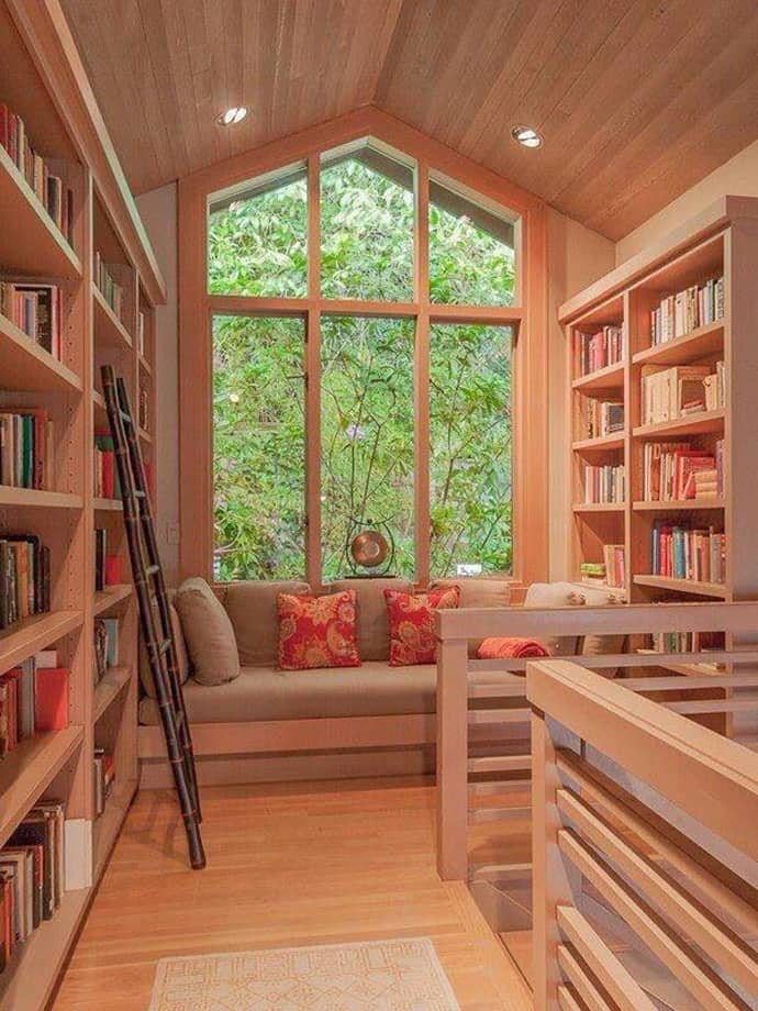 Beautiful Small Home Libraries: These 38 Home Libraries Will Have You Feeling Just Like Belle