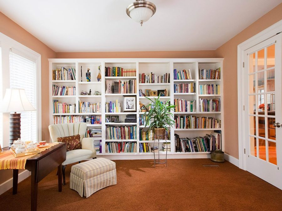 Home-library-design-for-kids