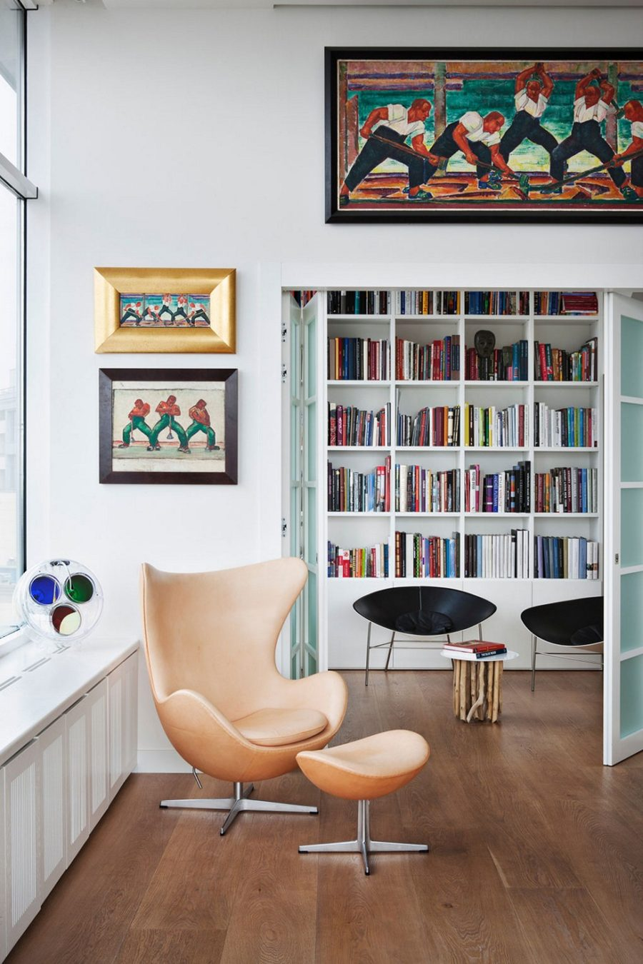 View in gallery Small-Home-Library-Ideas & These 38 Home Libraries Will Have You Feeling Just Like Belle