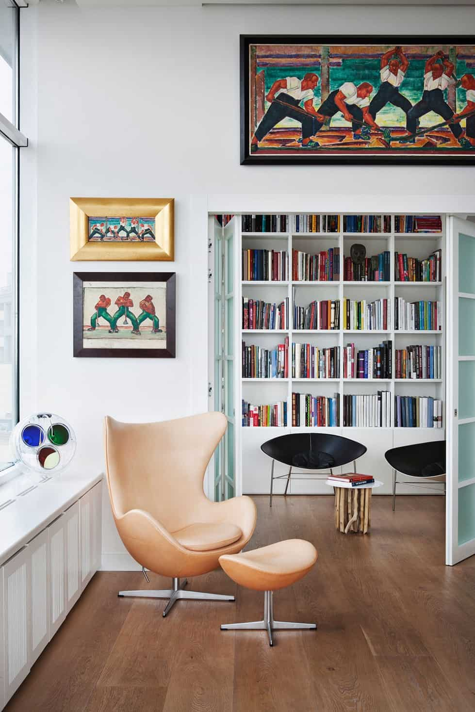 Small-Home-Library-Ideas