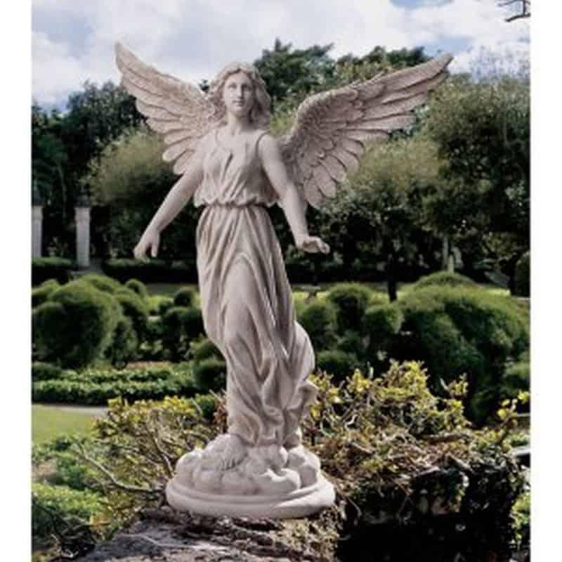 Angel of Patience Garden Statue