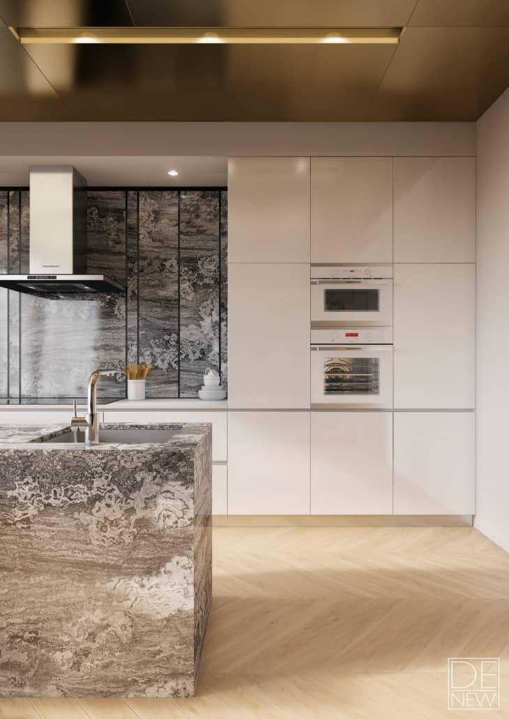 Apartment kitchen by DE New