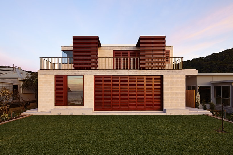 Beach house in Australia by Porebski Architects