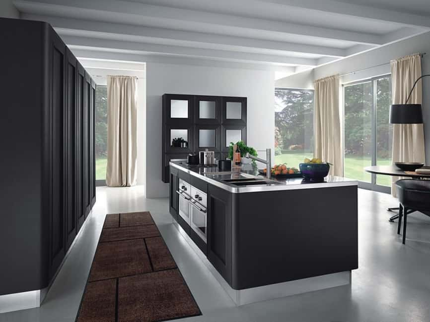 Contemporary Kitchen Cabinets That Redefine Modern Cook Room New Modern Designer Kitchens