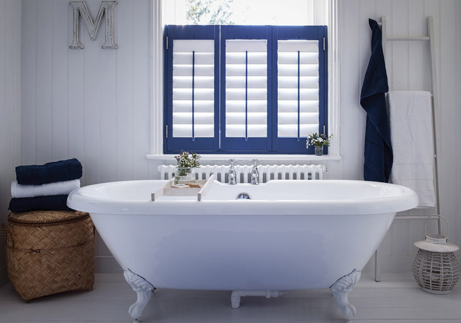 Superbe View In Gallery Blue Shutters