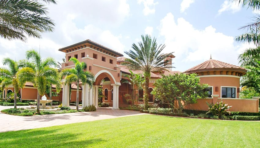 Brandon Marshall's house in Southwest Ranches, Florida