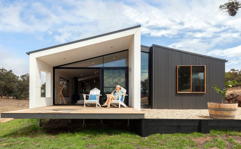 Breeze home in Australia