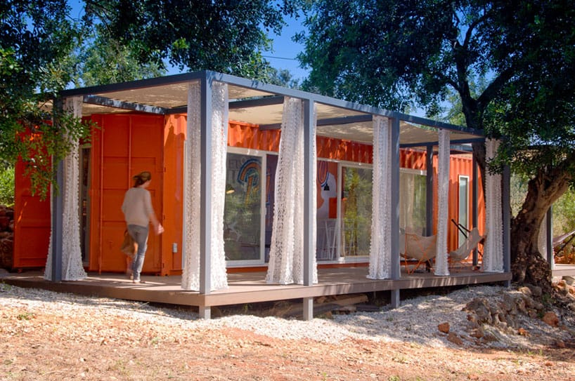 Design A Shipping Container Home. View in gallery Container retreat 40 Modern Shipping Homes for Every Budget