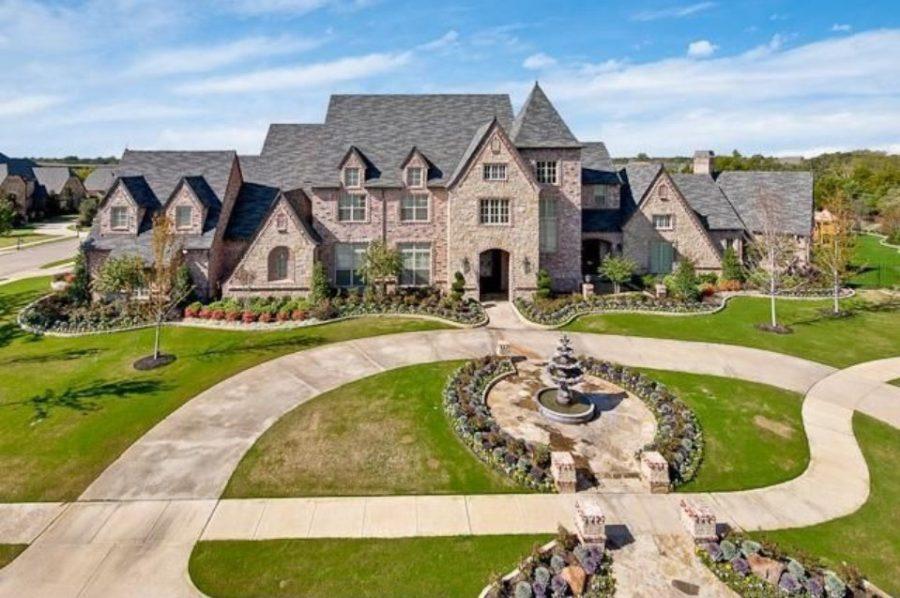DeMarcus Ware's estate in Colleyville, Texas