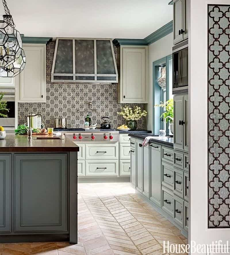 Kitchen colors color schemes and designs for Kitchen colors with white cabinets with where can i buy stickers