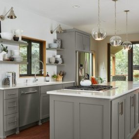 Your Kitchen Colors Are Up To You. The Kitchen Should Be Warm And Inviting  And A Place You Want To Be.