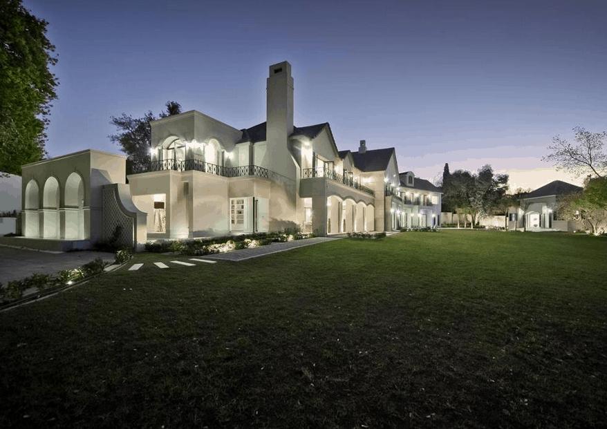 Harrow mansion