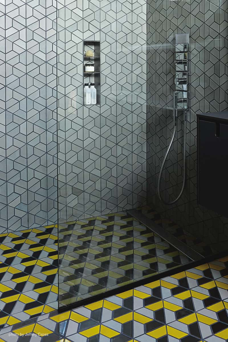Heath Ceramics mosaic tiles
