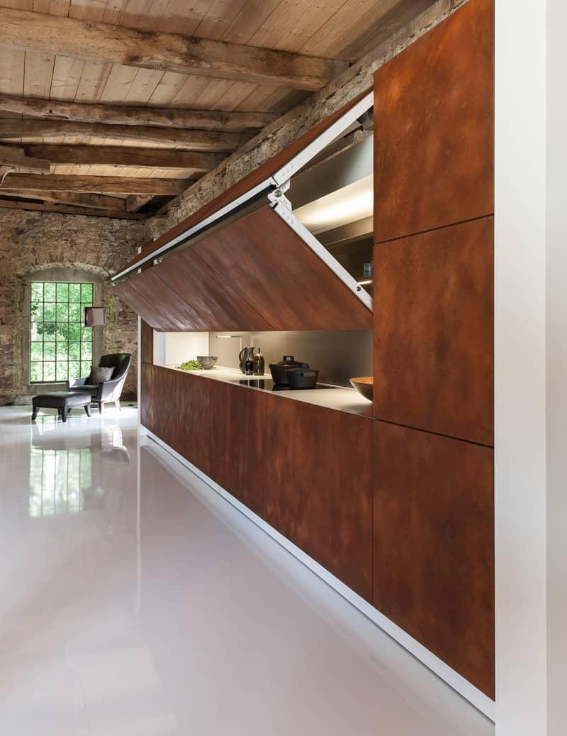 Hidden Kitchen by Warendorf