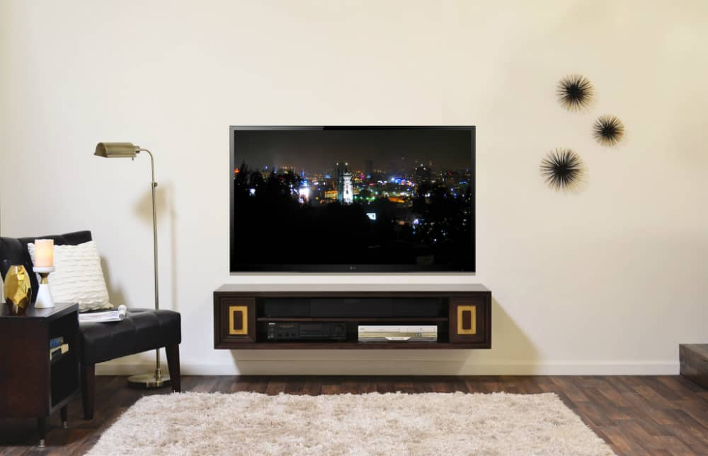 Hollywood Floating TV Stand