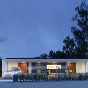House B10 by Werner Sobek Group 285x285 40 Prefabricated Homes of Every Size and Shape