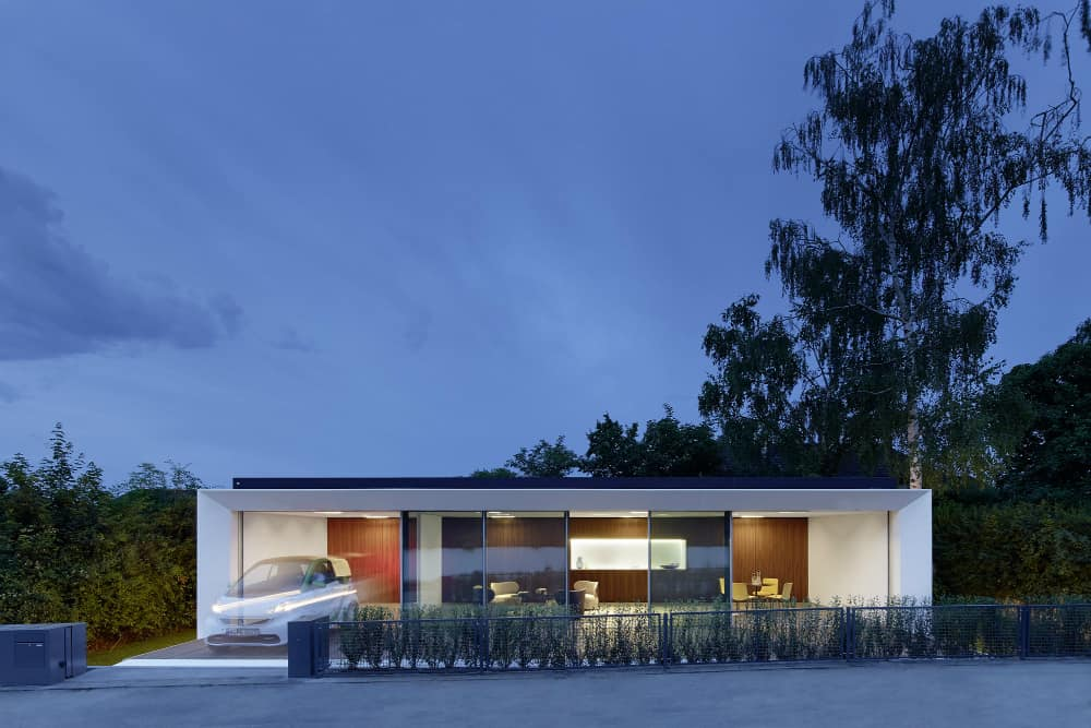 House B10 by Werner Sobek Group