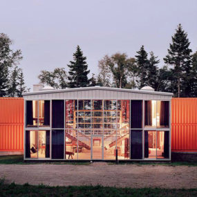 40 Modern Shipping Container Homes For Every Budget