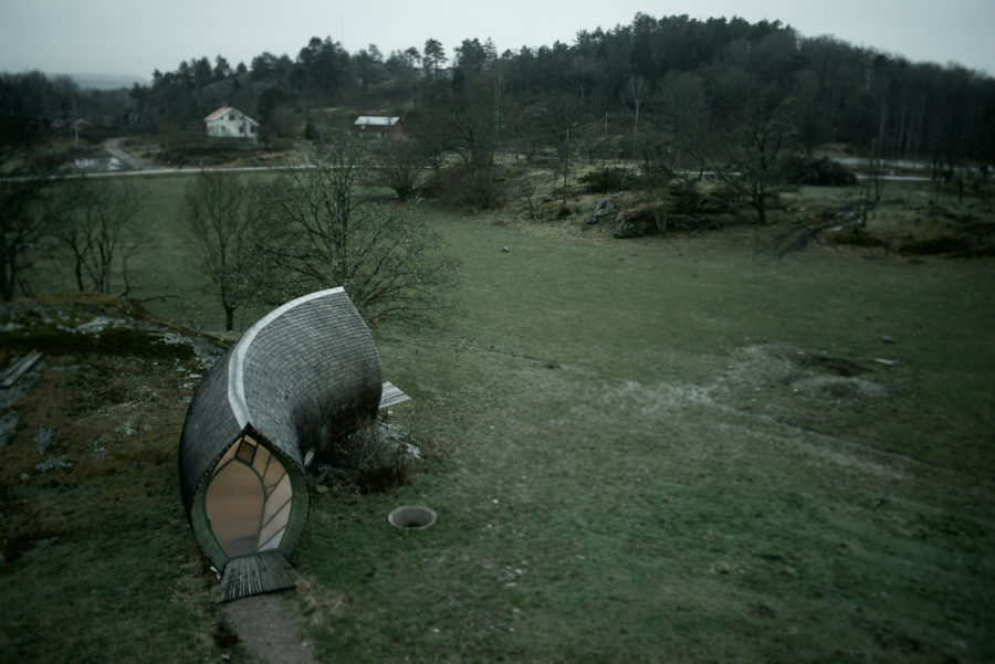 Hus1 by Torsten Ottesjo1