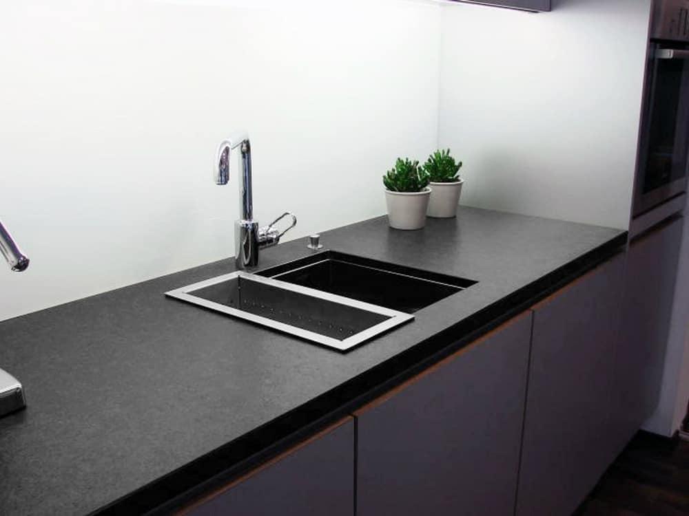 Italian slate countertop