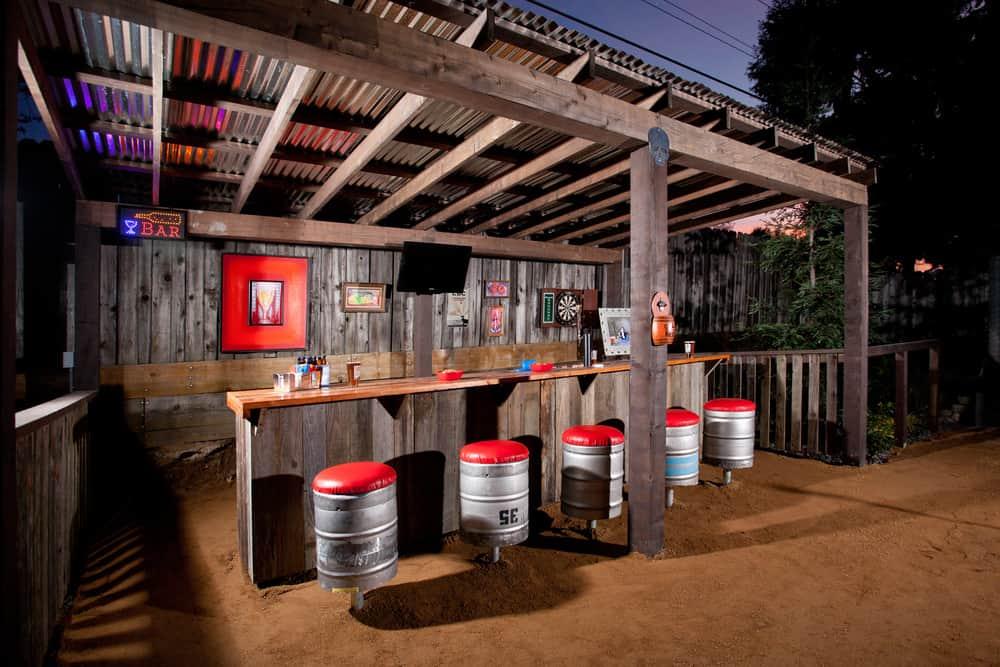Jake Moss Designs bar
