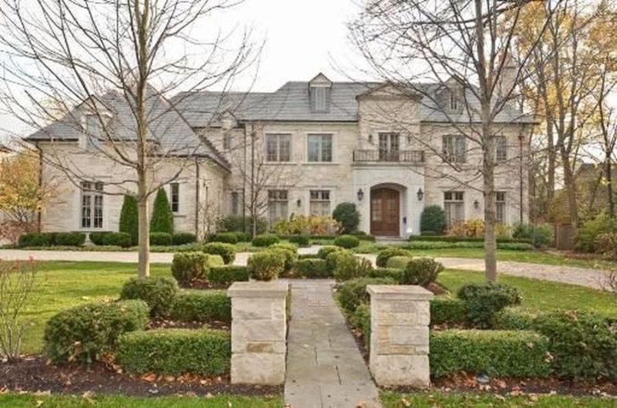 Jay Cutler's mansion in Winnetka, Illinois
