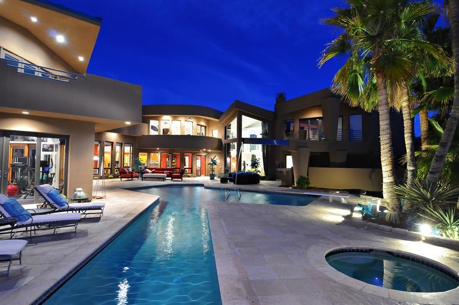 Kurt Warner's Arizona home