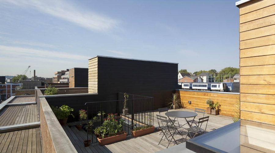 London E8 house by Scenario Architecture