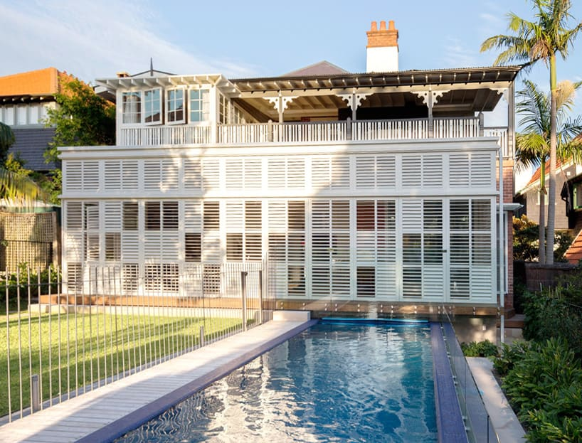 Luigi Rosselli Architects House in Sydney