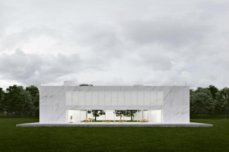 Maciej Grelewicz modern mansion