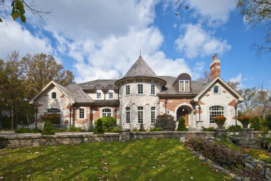 Matt Forte's Mettawa mansion