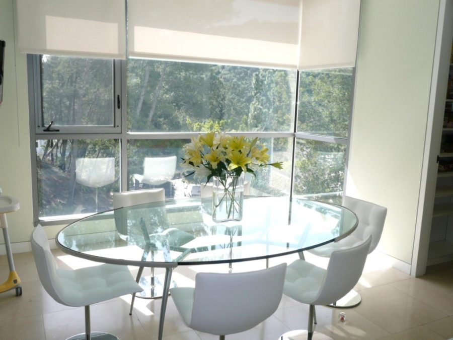 View In Gallery Modern Breakfast Nook