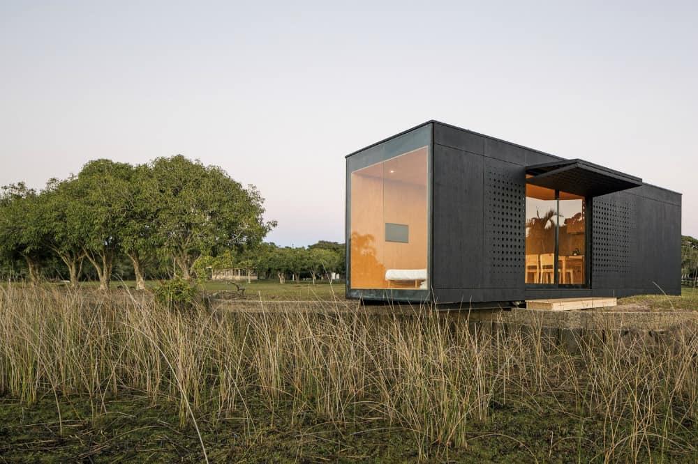 Modular home by MAPA