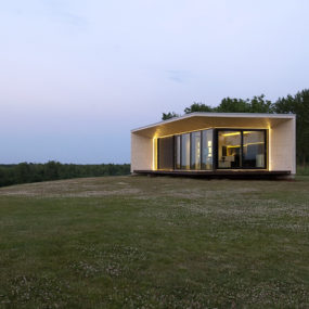 Passion House M1 by Architects 11 285x285 40 Prefabricated Homes of Every Size and Shape