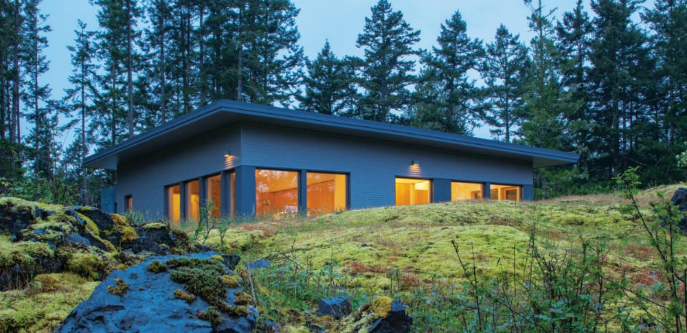 Passive house by The Artisan Group