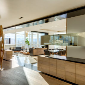 Modern luxury penthouses are among the most coveted housing options on the  market and not only for celebrities.