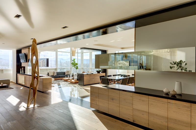 Penthouse in Mexico City