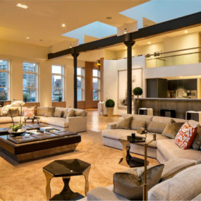 Penthouse in Soho 285x285 Best Modern Luxury Penthouses in the World