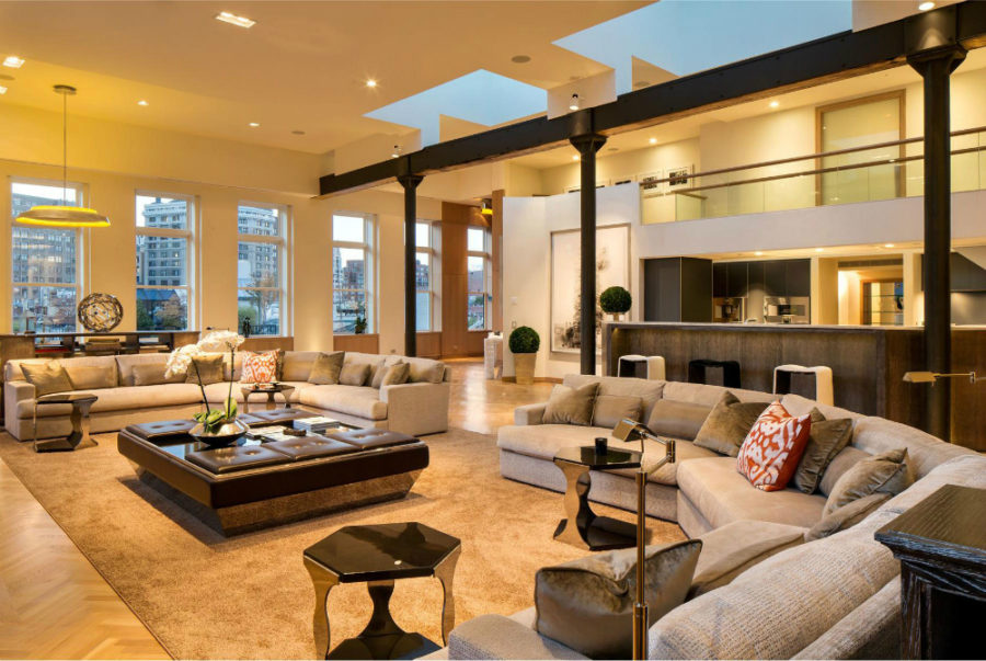 Penthouse in Soho