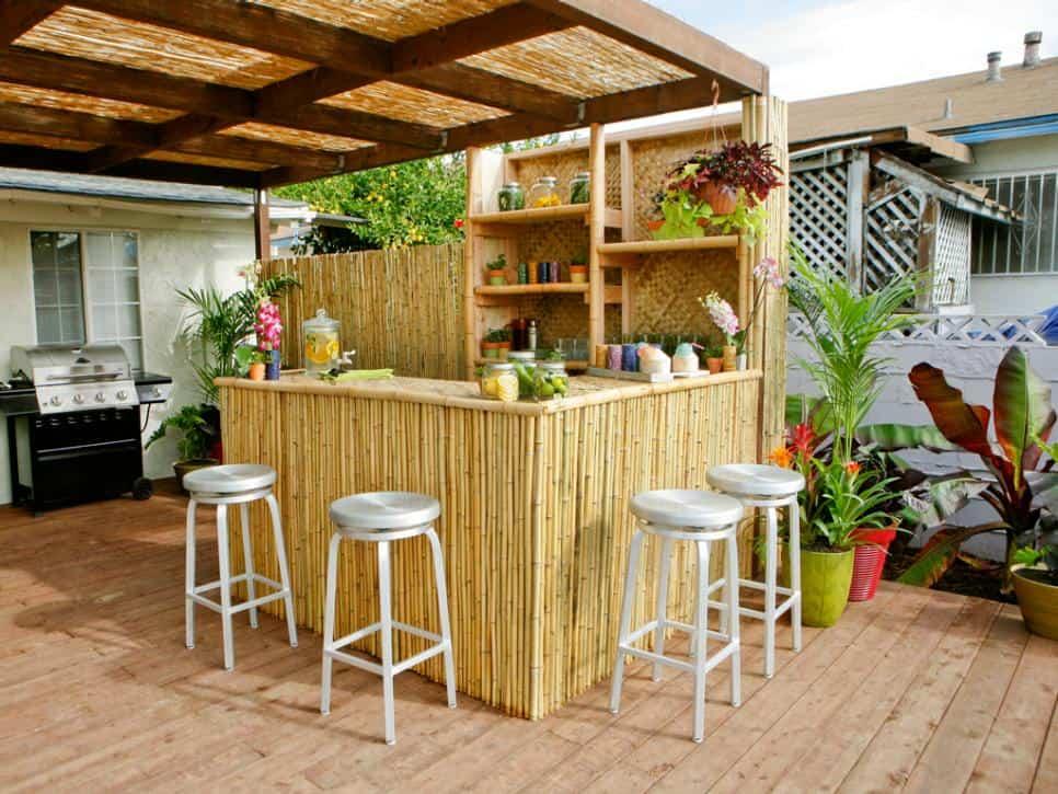 Pergola Tikki Bar
