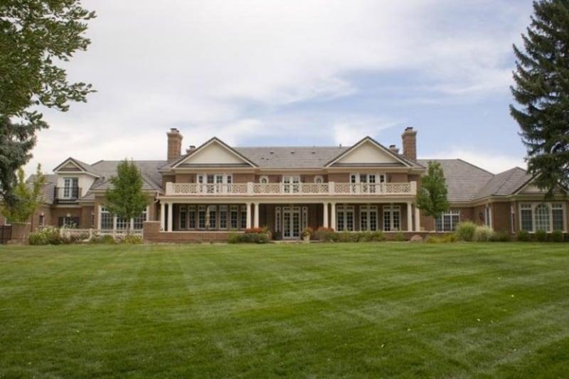 Peyton Manning estate in Denver