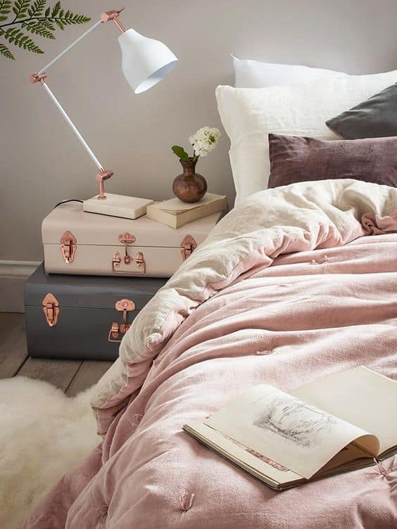 Pink Bedroom Sheets