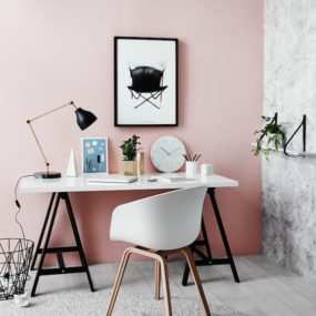Pink Walls 285x285 Decorating With Pink Accents: 20 Ways to Create This Look
