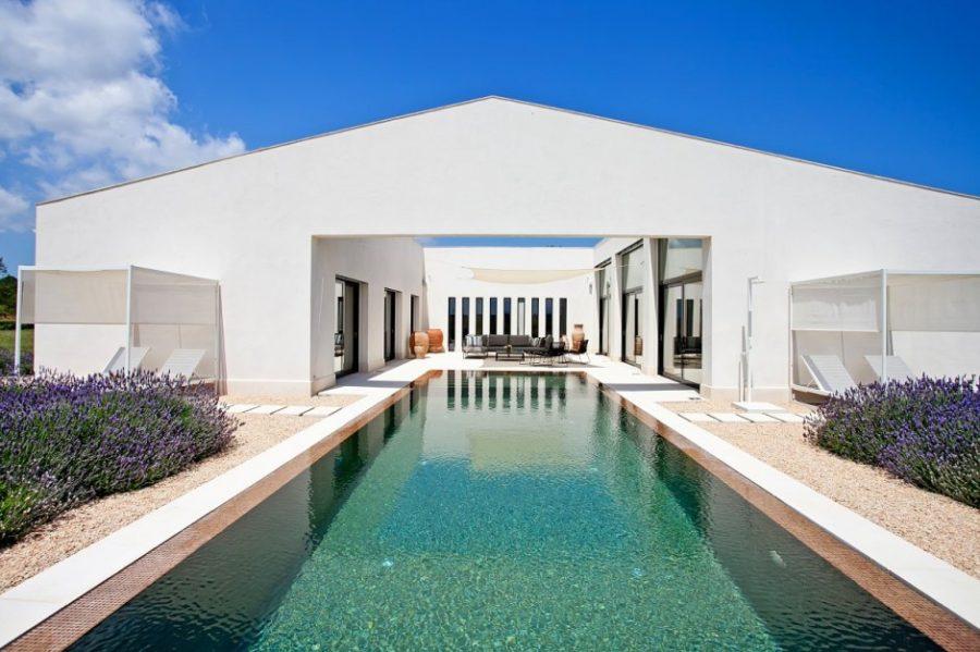 Prefabricated Passive House in Mallorca