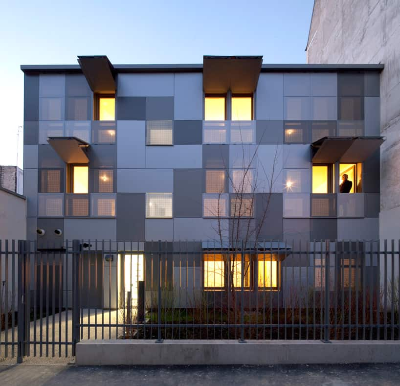 RMDM architects apartment complex