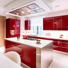 contemporary kitchen cabinets that redefine modern cook room - Contemporary Kitchen Cabinets