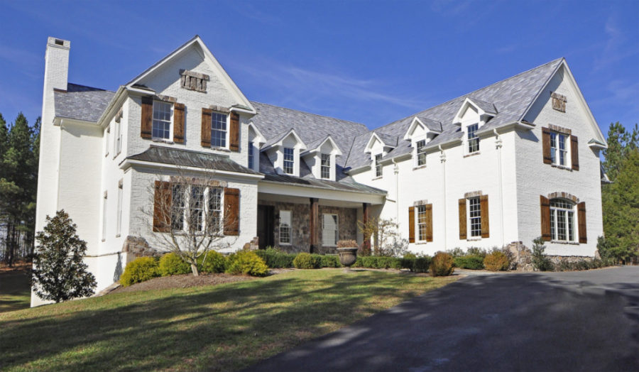 Robert Griffin III house in Loudoun County, Virginia