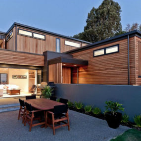 Rothesay Bay Residence 285x285 Modern New Zealand House by Creative Arch, Opens up to Sea Views